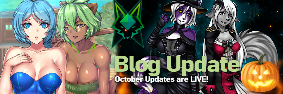 October updates are here.